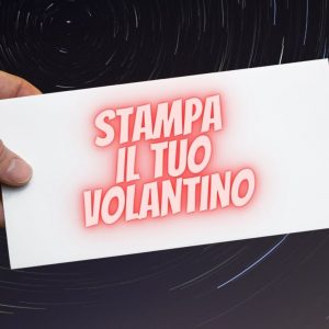 Stampa Volantini